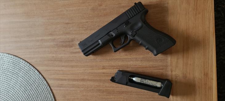 Bild för varan: Glock 17 gen 4