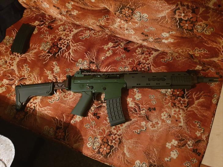 Bild för varan: GG AK5C nyskick