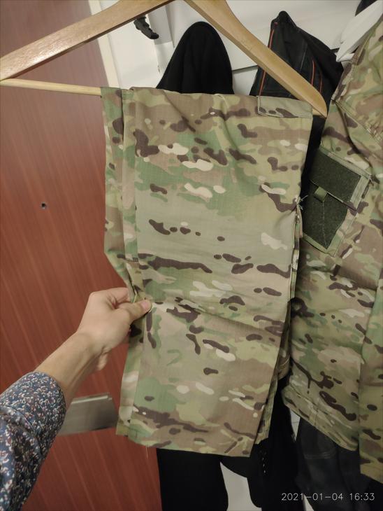 Bild för varan: ny Primal Gear uniform storlek L