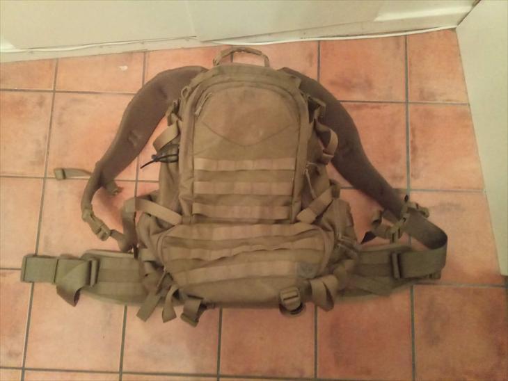Bild för varan: Condor Titan assault pack Brown (sänkt pris)