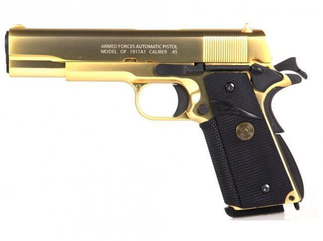 Bild för varan: *Sökes* Socom Gear 1911 Gold