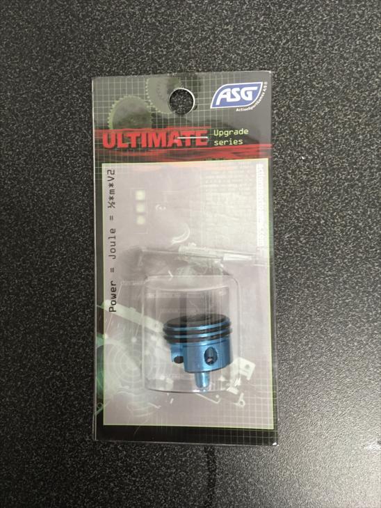 Bild för varan: Asg ultimate cylinderhuvud Ver 2 blå
