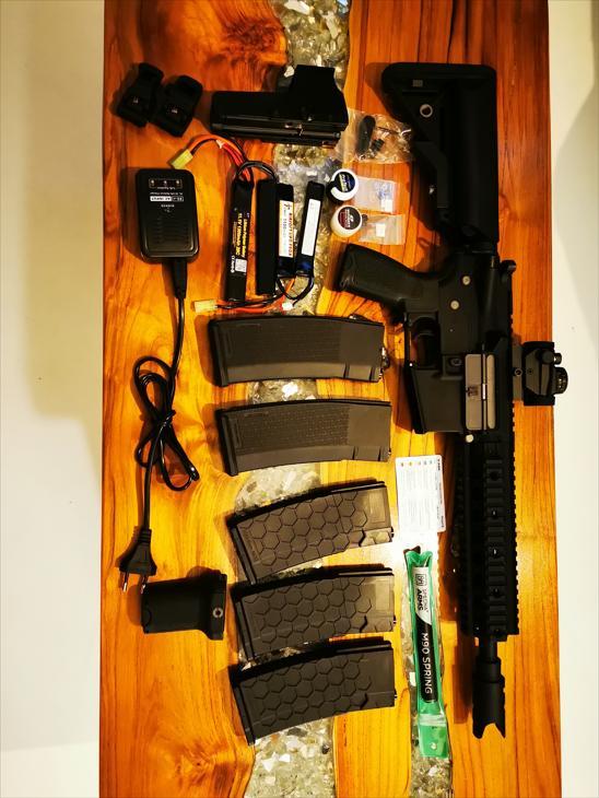 Bild för varan: Specna Arms RRA Sa E05 EDGE