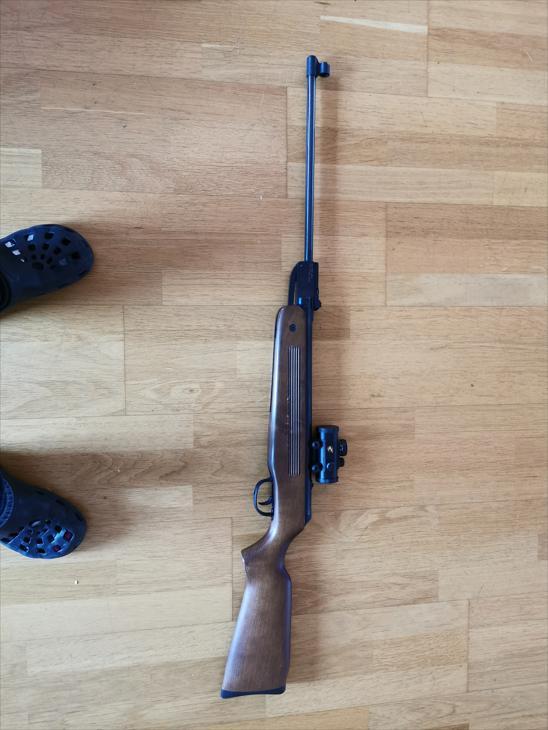 Bild för varan: Luftgevär Hatsan. Mod 55. 4,5mm