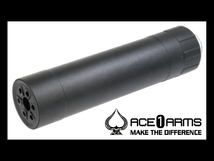 Bild för varan: KÖPES Ace1arms AC Style TiRant Silencer