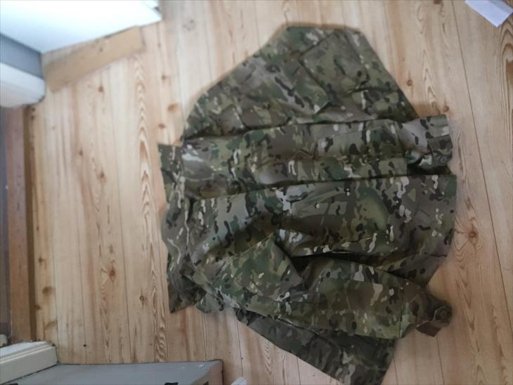 Bild för varan: Camouflage tröja/jacka