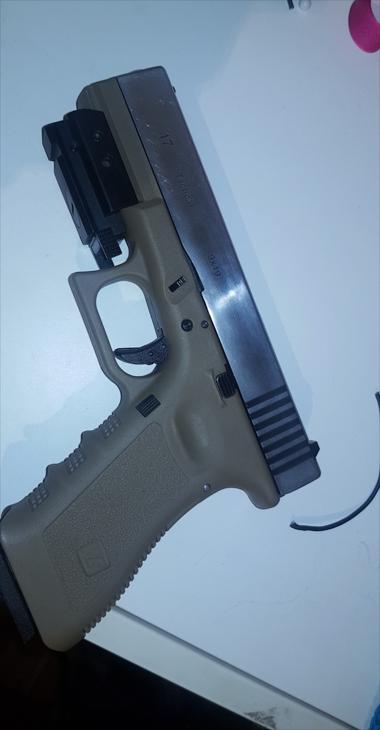Bild för varan: Soft air gun