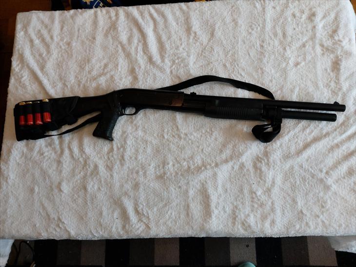 Bild för varan: Pump action shotgun