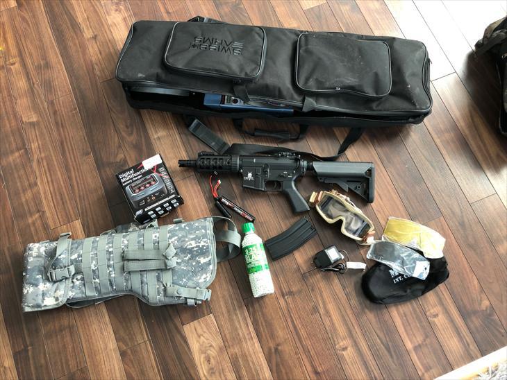 Bild för varan: Paket M15 Devil