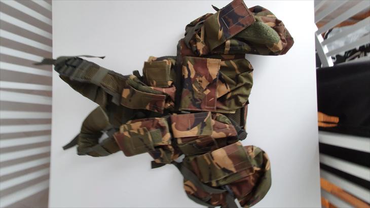 Bild för varan: Viper sydafrikansk assault vest DPM