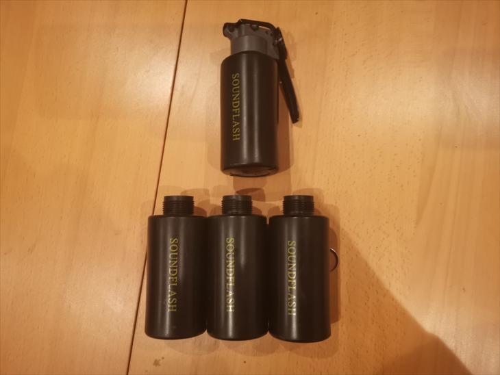 Bild för varan: Thunder Soundbang granater med sprint