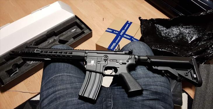 Bild för varan: M4 Devil Carbine