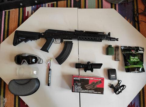 Bild för varan: EL AK104 PMC