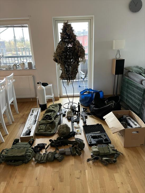 Bild för varan: Komplett paket Sniper och Assault