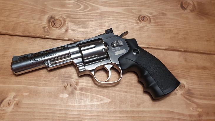 Bild för varan: ASG Dan Wesson revolver