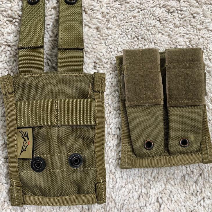 Bild för varan: Flyye pistol magg ficka i cb    tan