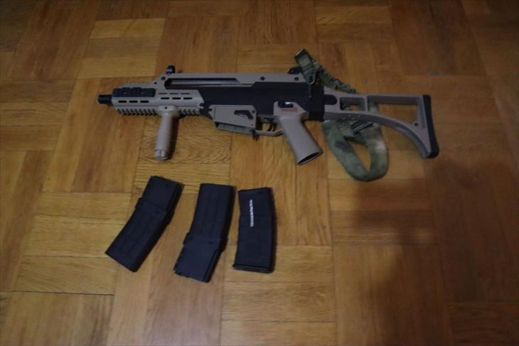 Bild för varan: ICS AARF Assault Rifle Two tone