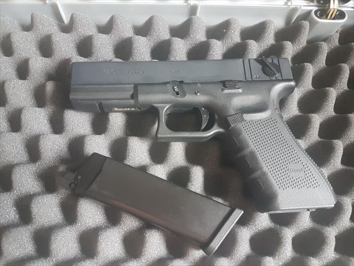 Bild för varan: WE Glock 18c Gen4 Ny (såld)