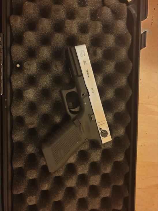Bild för varan: Glock 18