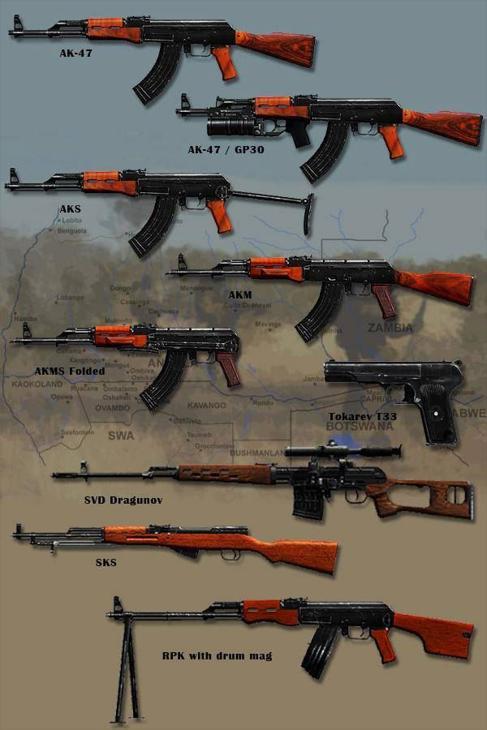 Bild för varan: Köper AKs RPK SVD defekt lr fungerande