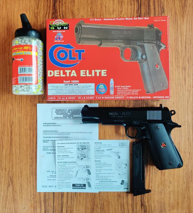 Bild för varan: Colt Delta Elite