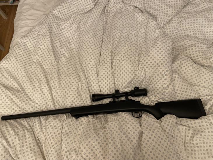 Bild för varan: airsoft sniper vsr 10