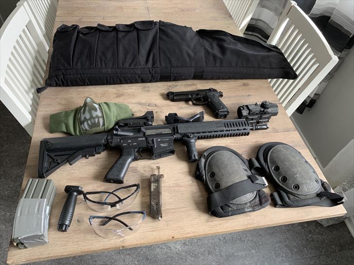 Bild för varan: M15 med pistol