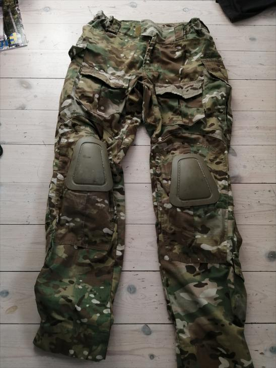 Bild för varan: Multicam combat pants 101inc