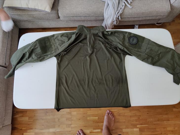 Bild för varan: 101 Combat shirt