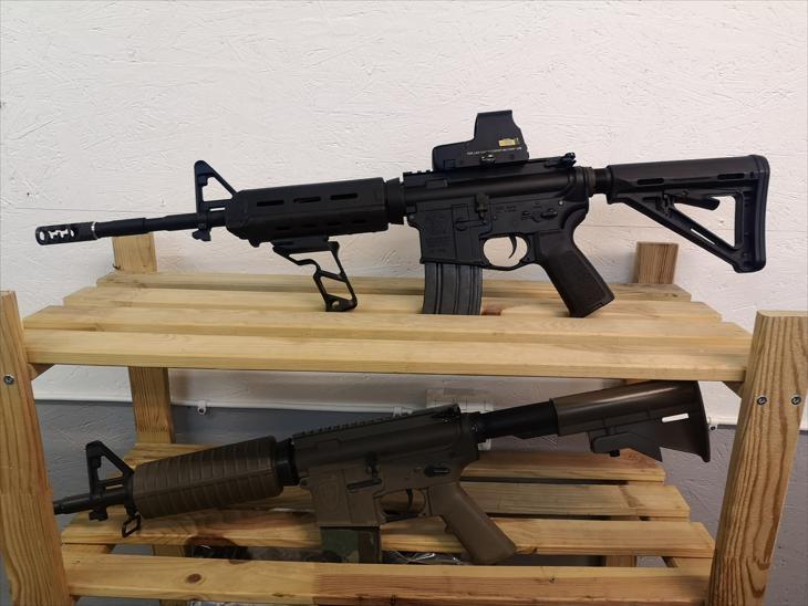 Bild för varan: Stort paket vapen tactical gear