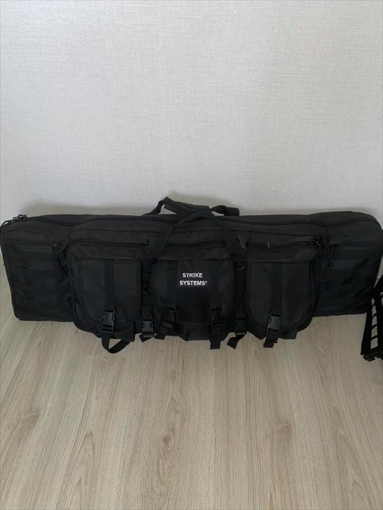 Bild för varan: Airsoftrifle case 105x32x10 cm Svart