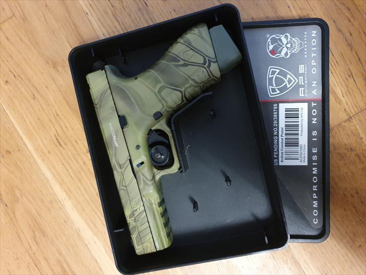 Bild för varan: Glock 17 APS Action Combat Pistol