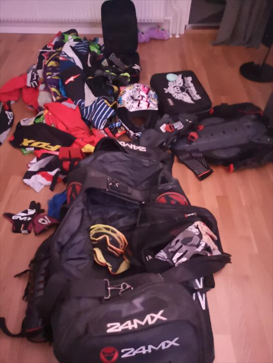 Bild för varan: Motocross utrustning