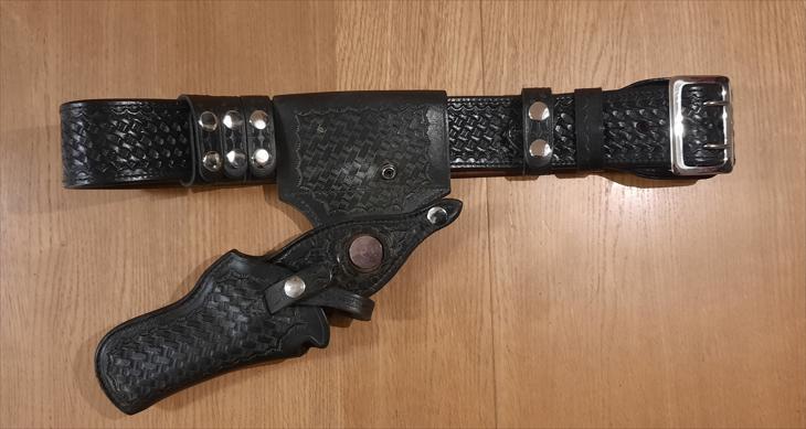 Bild för varan: Bianchi Duty Belt med hölster