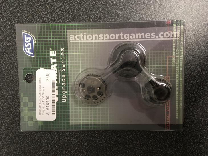 Bild för varan: Ultimate Gear Set helical Ultra torque up 110 170