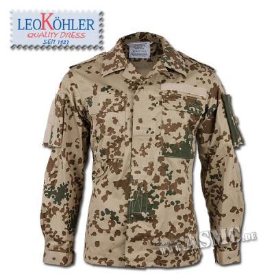 Bild för varan: Combat Shirt Leo Köhler fleckdesert