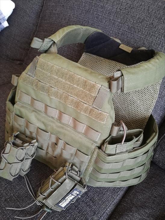 Bild för varan: Warrior Assault Systems DCS