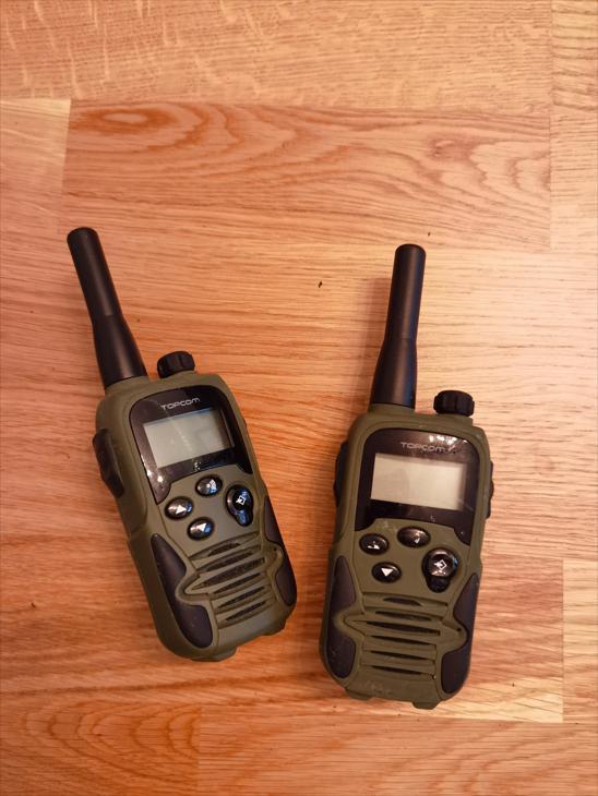 Bild för varan: 2st walkietalkie