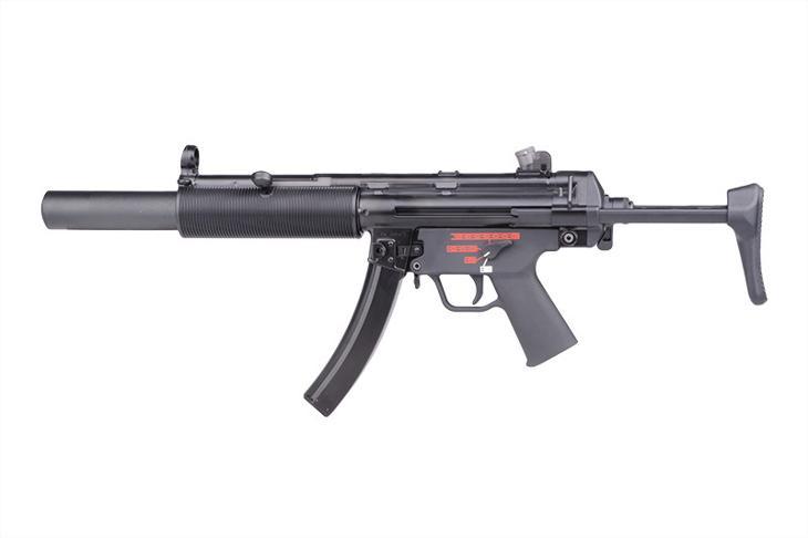 Bild för varan: Köpes WE MP5 SD3 GBB Apache