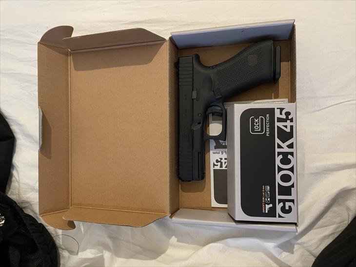 Bild för varan: Glock 45
