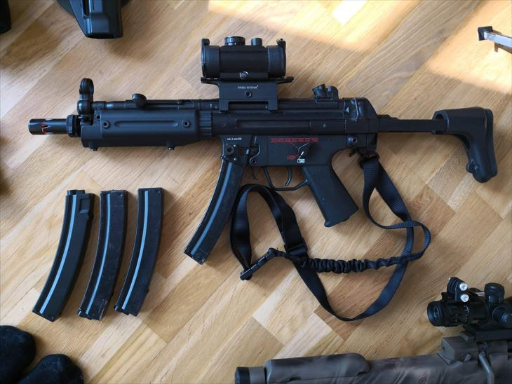Mp5 ebb umarex