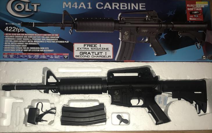Bild för varan: M4A1 Carbine från Colt