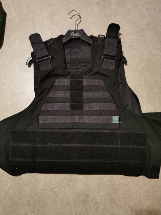 Bild för varan: RS Defender 2 Semi-molle I svart från ryska FSB