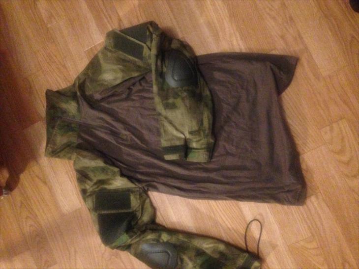 Bild för varan: combat shirt stl M, 101 inc Atac FG