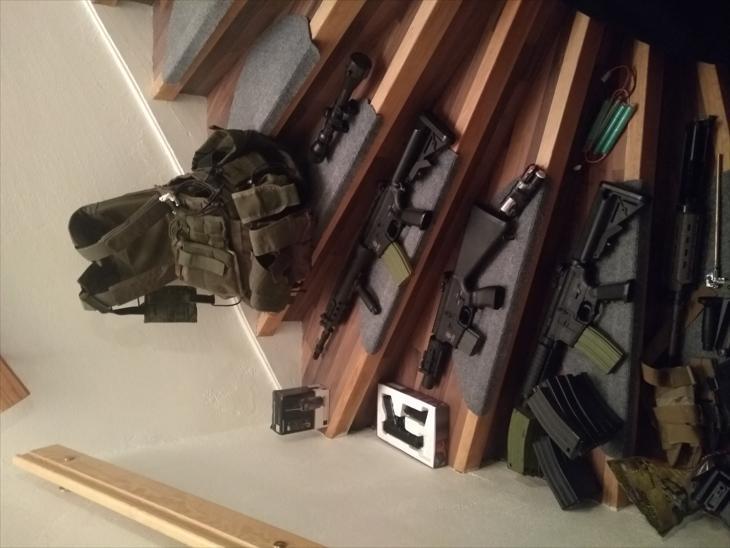 Bild för varan: Karbiner , tillbehör, komplett utrustning