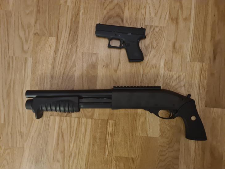 Bild för varan: TM870 breacher + Glock 42