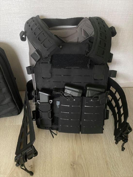Templar Gear CPC ROC Plate Carrier Multicam M