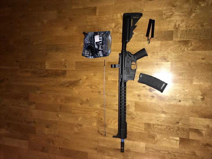 Bild för varan: Colt M4A1 SPR Keymod