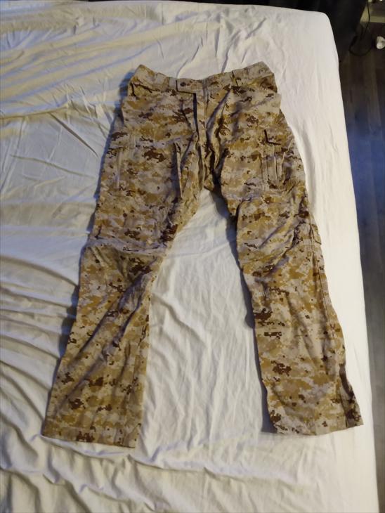 Bild för varan: Blackhawk AOR1 combat pants