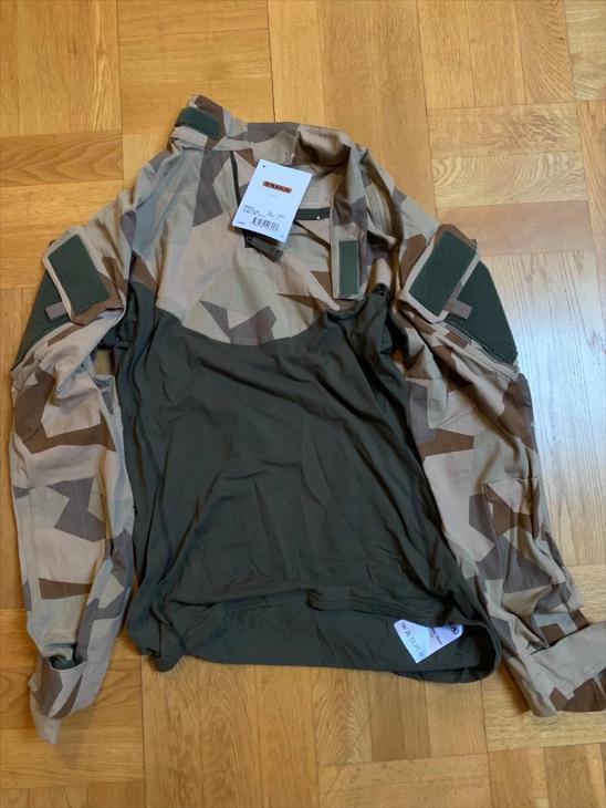 Bild för varan: Stridsskjorta öken Taiga